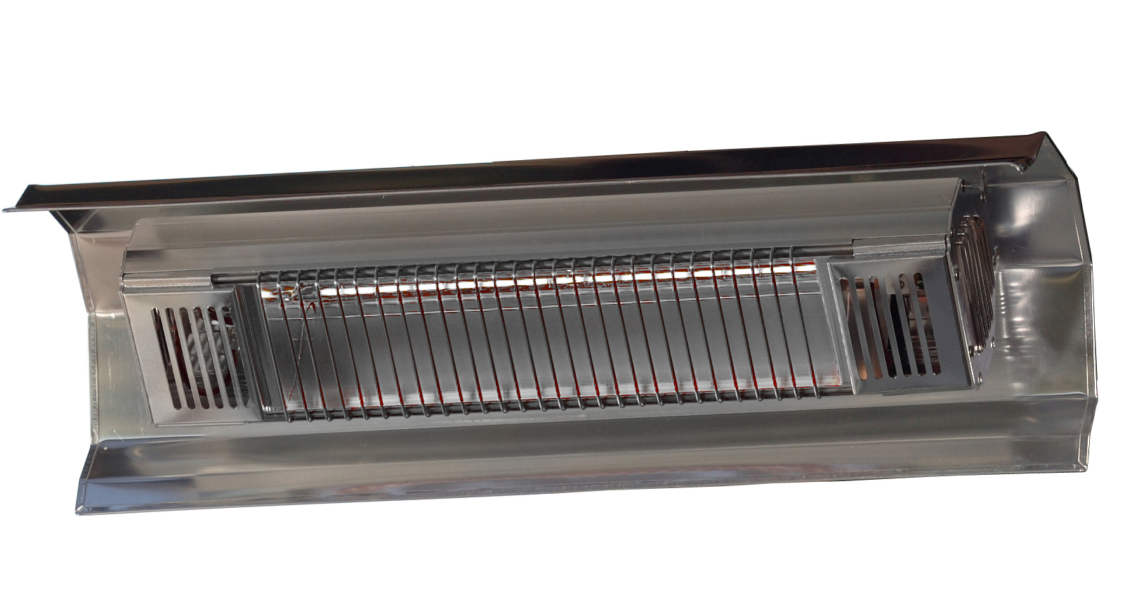 Stainless Steel Wall Mounted Infrared Patio Heater Well