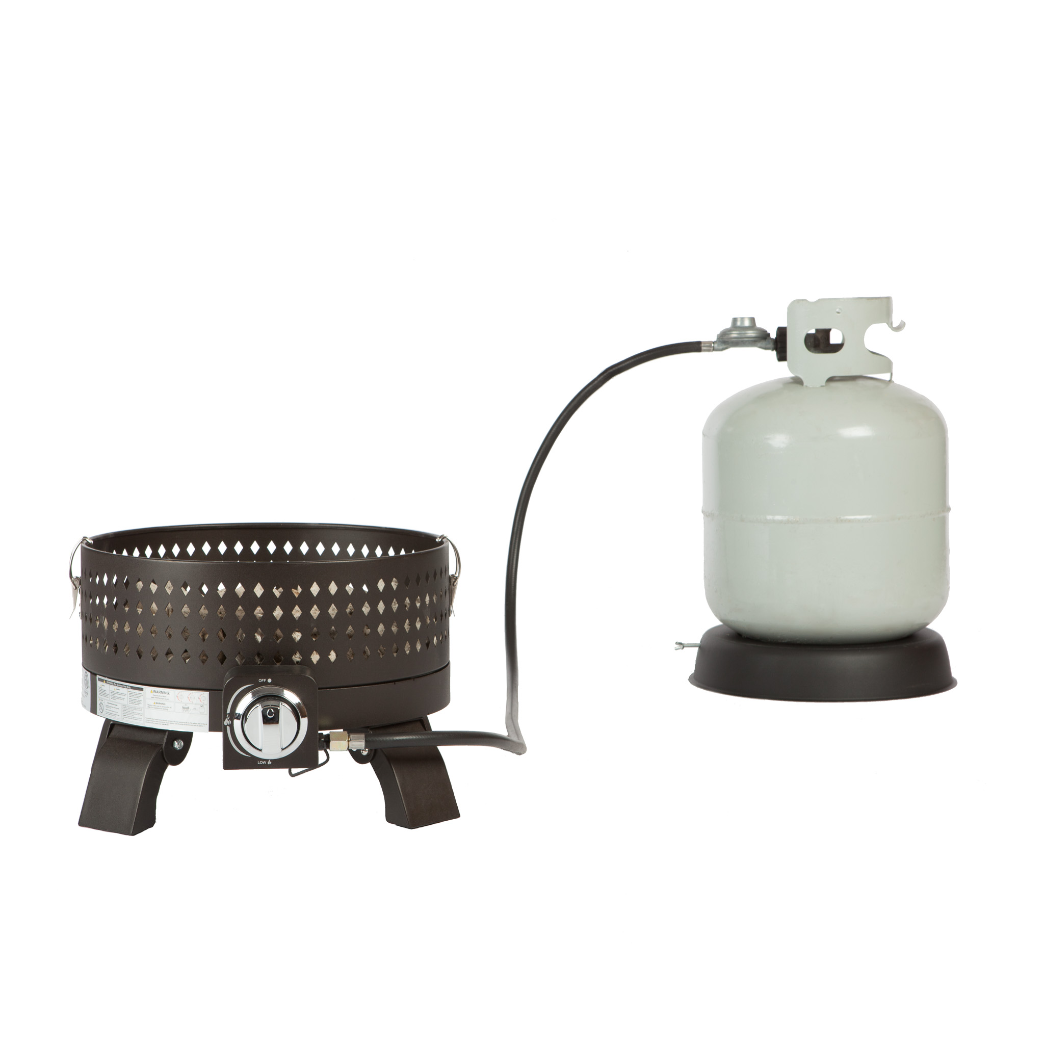 Sporty Campfire Portable Gas Fire Pit Well Traveled Living