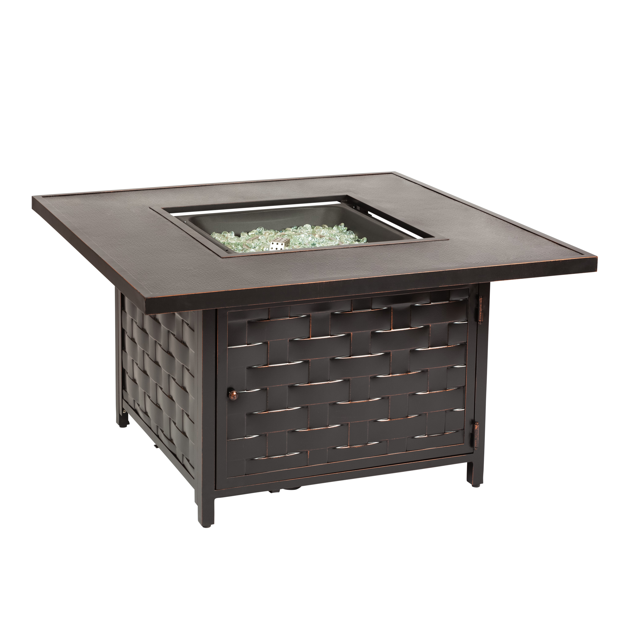 Armstrong Aluminum Lpg Fire Pit Well Traveled Living