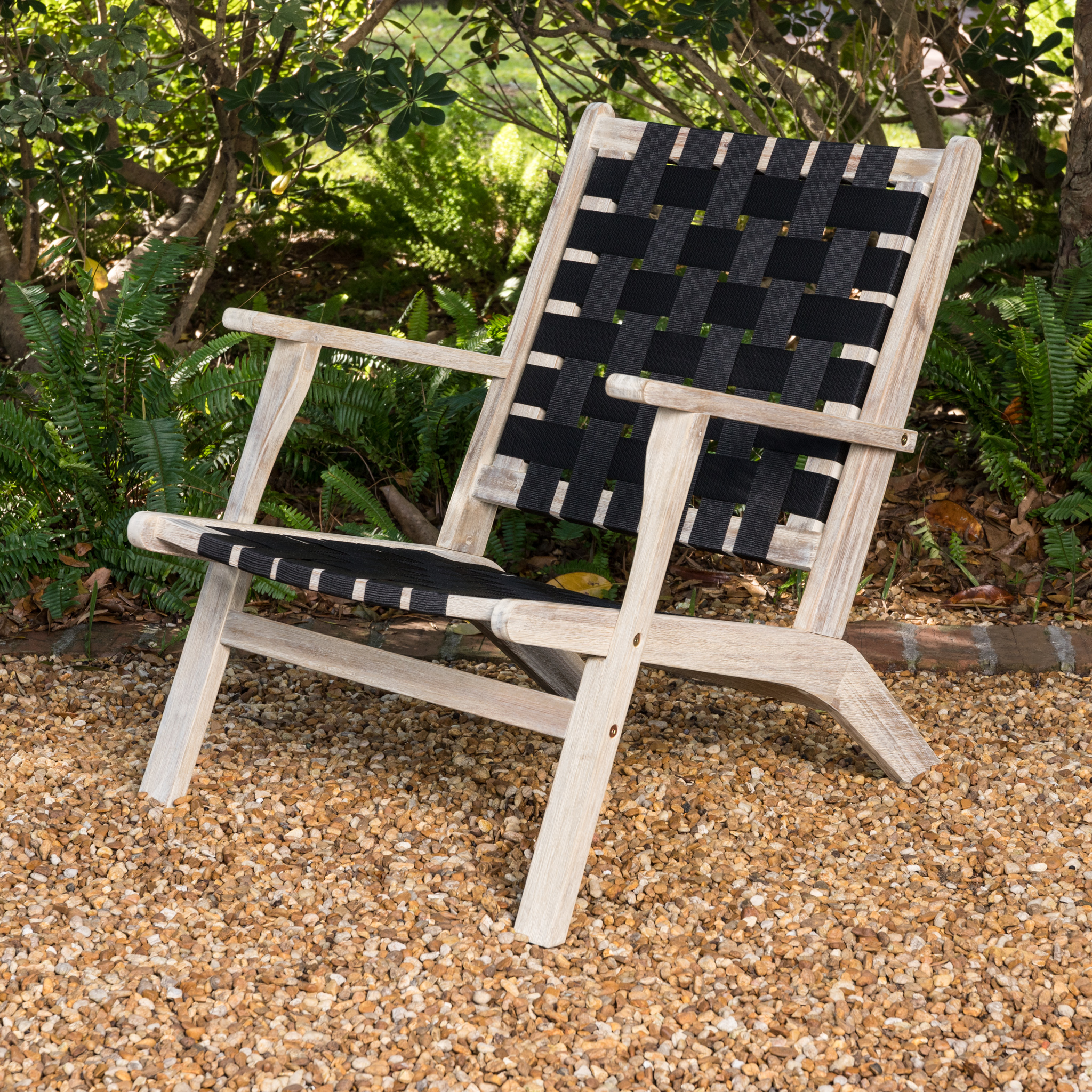Vega Outdoor Chair In Driftwood Well Traveled Living